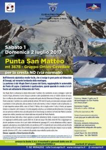 Punta San Matteo