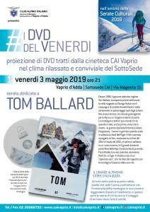 DVD del Venerdi