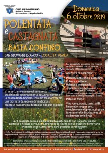 Castagnata Polentata 2019