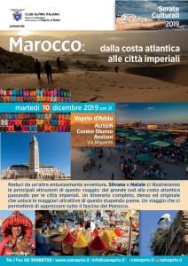 Serata Marocco